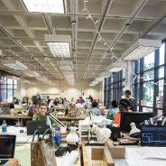Des étudiants en architecture travaillent sur la sauvegarde du patrimoine