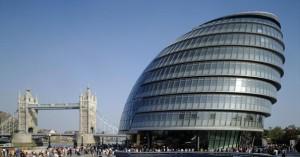 Hôtel de ville de Londres