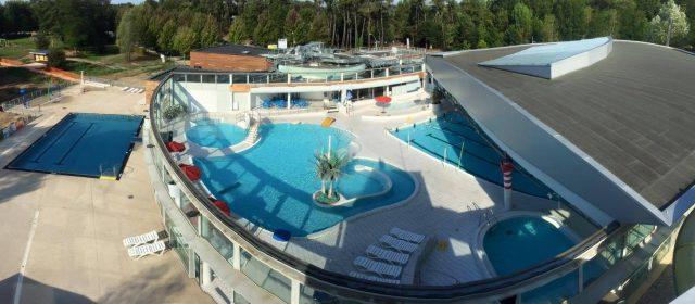 Mise à jour de l'architecture du centre aquatique