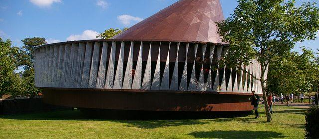 La Serpentine Gallery accueille l'exceptionnel trio : Art, architecture et nature