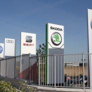 Mise en marche officielle pour le label « Spécialiste Pare-Brise » appartenant à Volkswagen Group France